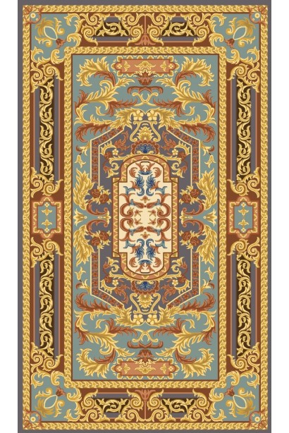 Persian Hand Tufted Carpet