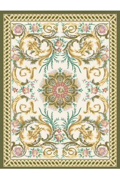 Iranian Hand Made Carpet
