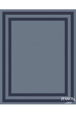 HT MA 0069 BORDER COLOR L.BLUE SIZE 2*3