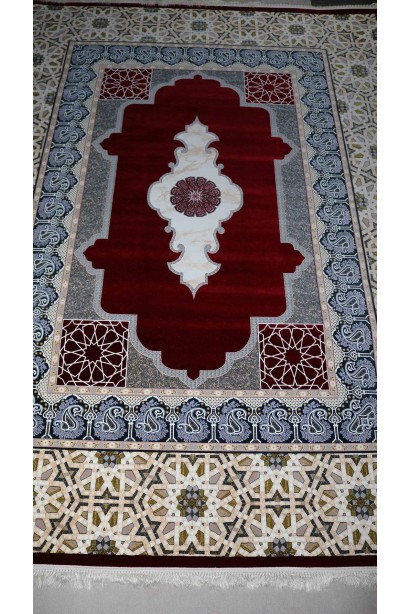 MIRAL COLOR RED REEDS 1200 SIZE 3*4