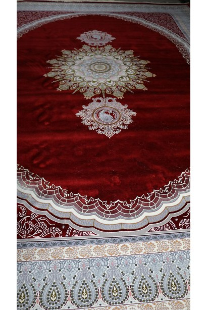 SHEILA COLOR RED REEDS 1200 SIZE 3*4