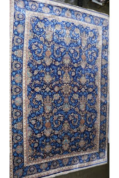 SILK 14 COLOR DARK BLUE REEDS 1250 SIZE 2.5*3.5